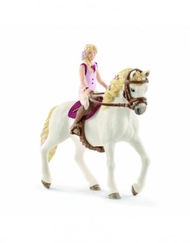 SOFIA NA KLACZY ANDALUZYJSKIEJ HORSE CLUB SCHLEICH