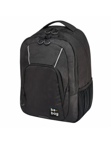 LEKKI PLECAK BE BAG BLACK HERLITZ 2019 BE SIMPLE 23L