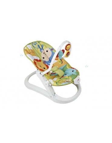 Fisher Price Baby Gear Składany leżaczek z wibracjami *