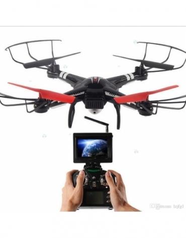 Dron RC WLtoys Q222-G 2,4GHz Kamera FPV Wi-Fi @E1