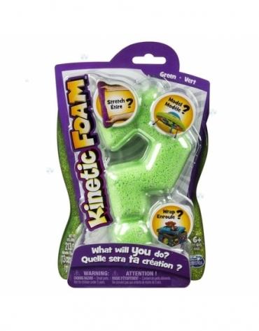 Kinetic Foam - pojedyncze opakowanie zielony *