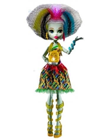 Monster High Zelektryzowana Frankie *