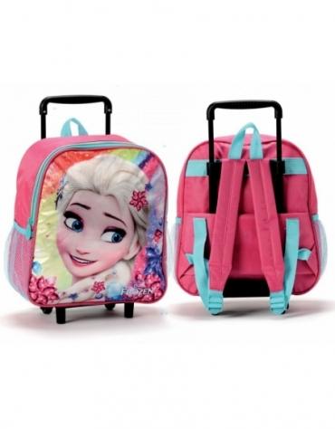 Frozen Rainbow plecak z kółkami *