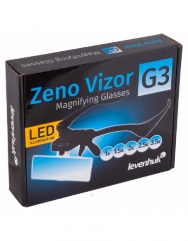 Okulary powiększające Levenhuk Zeno Vizor G3 M1
