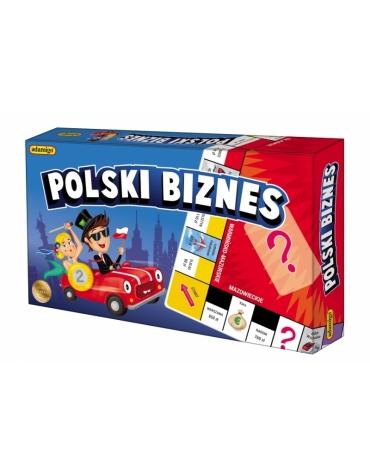 POLSKI BIZNES TOWARZYSKA GRA PLANSZOWA