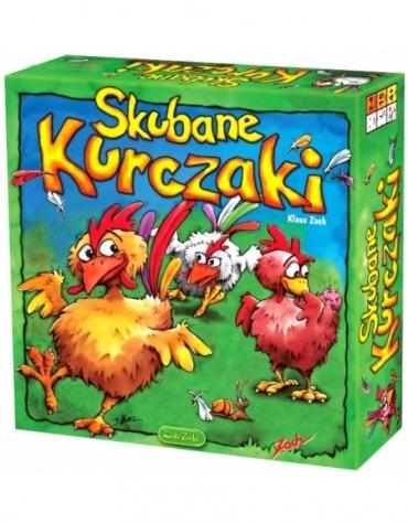 Skubane Kurczaki Gra Rodzinna Pamięciowa Memo - Simba