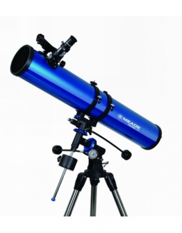 Teleskop zwierciadlany Meade Polaris 114 mm EQ M1