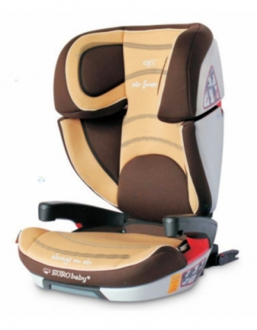 FOTELIK CSX ISOFIX BS09 BROWN 15-36 kg @D1