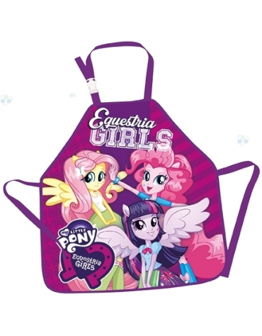 FARTUSZEK MY LITTLE PONY EQUESTRIA GIRLS  FARTUCH