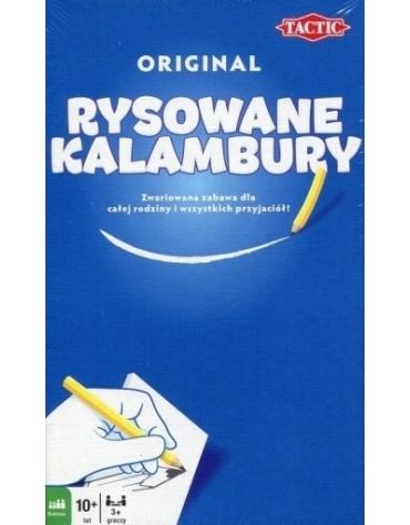 GRA TOWARZYSKA RYSOWANE KALAMBURY TACTIC
