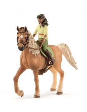 SARAH NA KLACZY ARABSKIEJ HORSE CLUB SCHLEICH