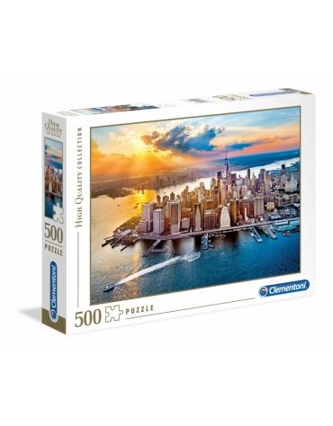 PUZZLE NEW YORK LONG ISLAND 500 ELEMENTÓW CLEMENTONI