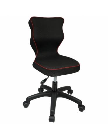 Krzesło PETIT czarny Rapid 12 rozmiar 3 wzrost 119-142 R1