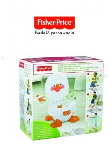 FISHER PRICE KACZKO-NOCNIK *