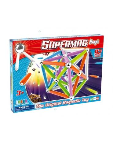 Klocki Supermag Maxi Neon 92 el. *