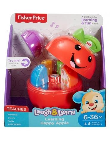 Fisher Price Ucz się i śmiej Uczące jabłuszko*