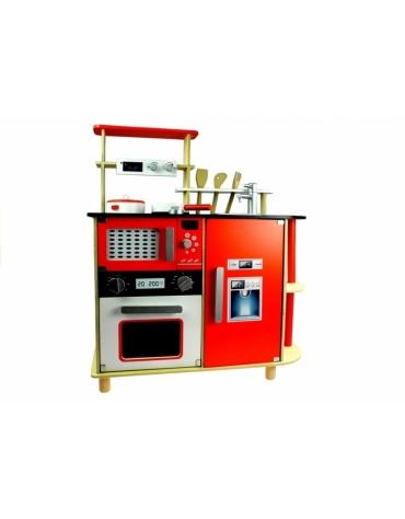 Kuchnia drewniana 78cm Zosia + Akcesoria Kuchenne C1