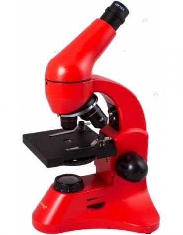 Mikroskop Levenhuk Rainbow 50L Plus Orange\\Pomarańczowy M1