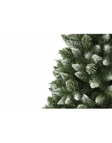 Choinka Sztuczna Sosna Diamentowa 160cm na Pniu C1