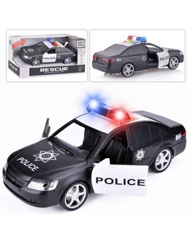SAMOCHÓD POLICYJNY ŚWIATŁO I DŹWIĘK POLICJA