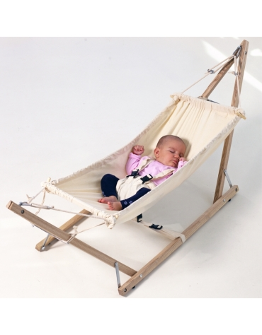 KOALA – hamak ze stelażem dla niemowląt T1