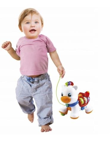 KOŃ KUCYK INTERAKTYWNY BABY PONY MÓWI UCZY