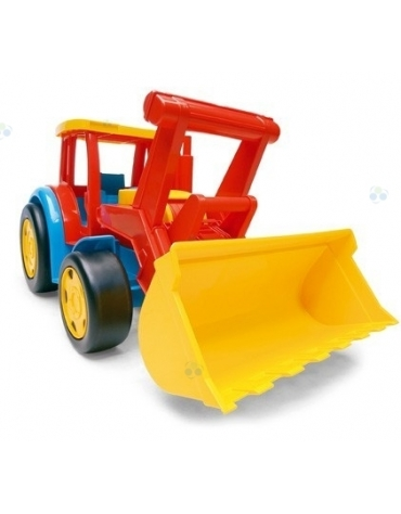 Gigant Truck Traktor Spychacz WADER 66000 A1
