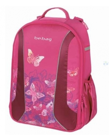 PLECAK BE.BAG AIRGO WATERCOLOR BUTTERFLY HERLITZ