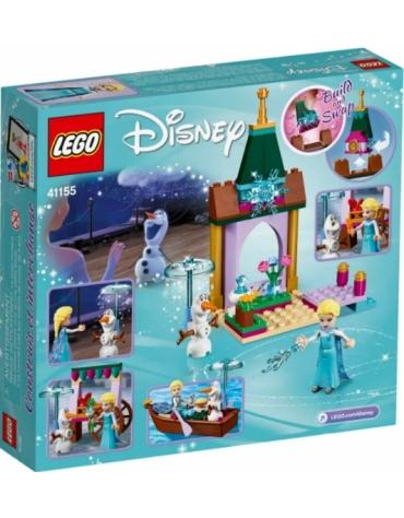 KLOCKI LEGO DISNEY 41155 PRZYGODA ELSY NA TARGU