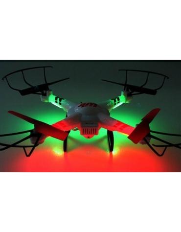 Dron RC WLtoys V686J 2,4GHz Kamera HD Auto-powrót @E1