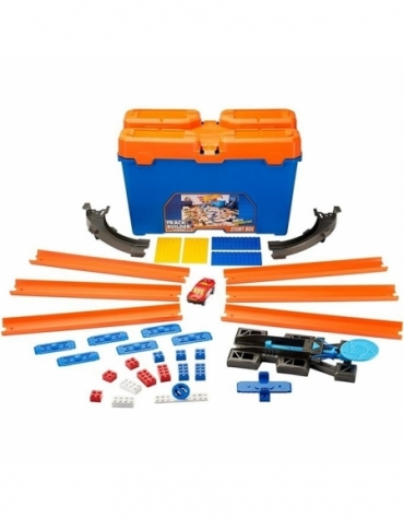 Hot Wheels Track Builder - zestaw startowy*