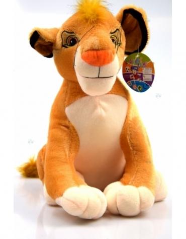 Lew pluszowy pluszak maskotka 38cm @N1