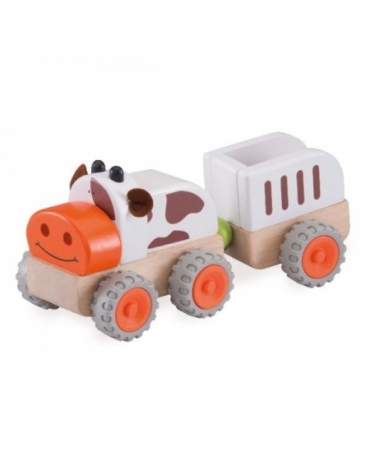 Wonderworld - Traktor Krówka @H1