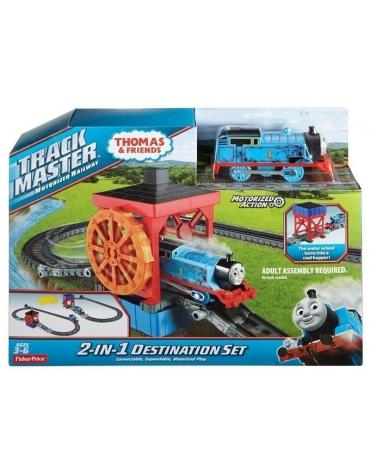 Tomek i Przyjaciele Track Master Zestaw startowy 2w1 *